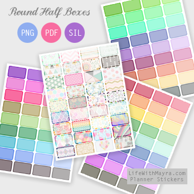 graphic relating to Free Printable Functional Planner Stickers identified as  Cost-free Planner Stickers, Printable Stickers
